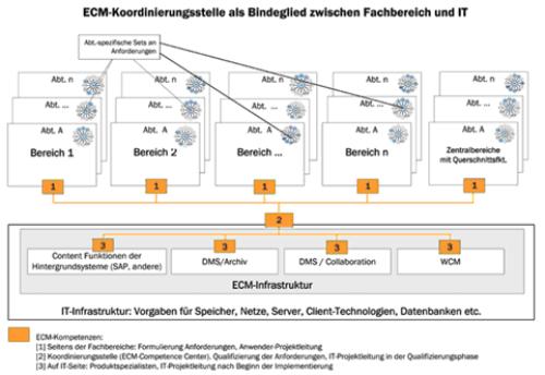 ecm-strategie-koordinierung
